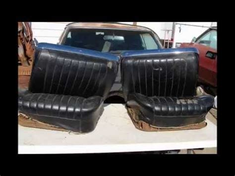 1962 1963 1964 impala bucket seats no tracks ss 327 409