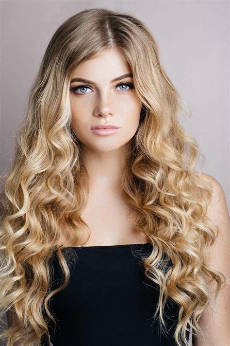 hair styles for light hair natural blonde hair 21 timeless flattering shades