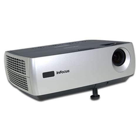 Infocus Projector In222 Xga infocus in26 dlp projector 2400 lumens xga 1024 x 768 5 95 lbs refurbished remote not