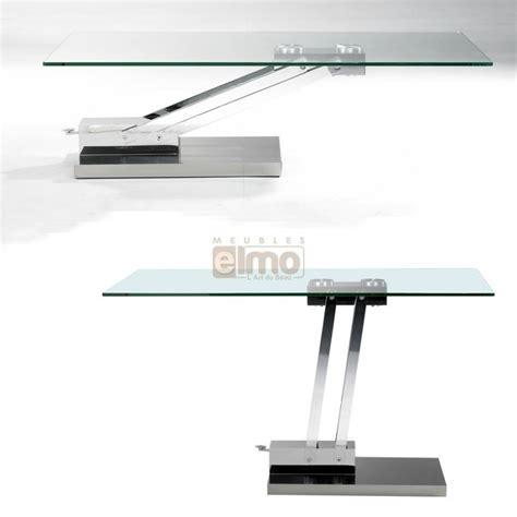 Table Basse Reglable En Hauteur