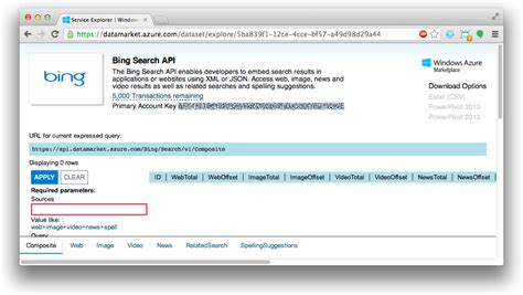 Lookup Api Search Api Tutorial Images