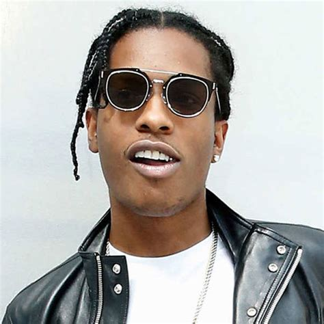 asap rocky hair asap rocky braids