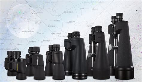how to choose binoculars for astronomy and skywatching