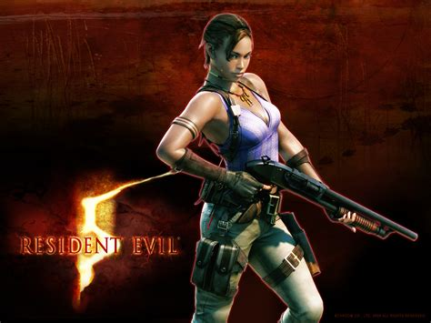 resident evil 5 resident evil 5 wallpapers hd wallpapers id 5189