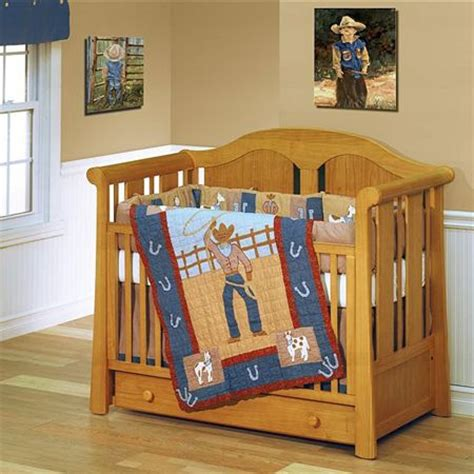 1000 Ideas About Western Crib On Pinterest Western Western Crib Bedding