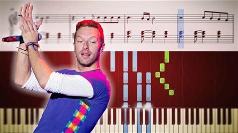 tutorial piano fix you coldplay fix you easy piano tutorial sheets youtube