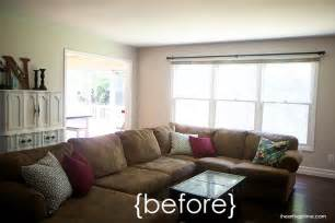 Living Room Makeover by 30 Day Living Room Makeover I Heart Nap Time