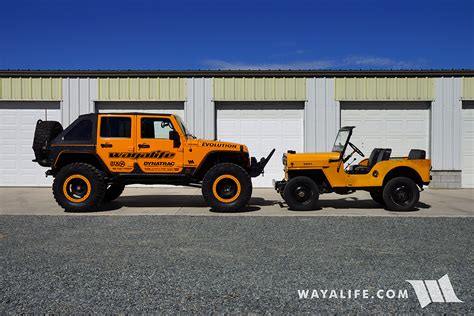 Jeep Tj Vs Jk Jeep Jk Wrangler Vs Willys Cj3b