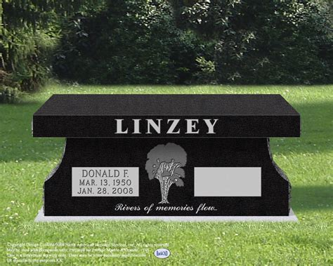 black granite bench for cemetery bench monuments monuments markers monuments