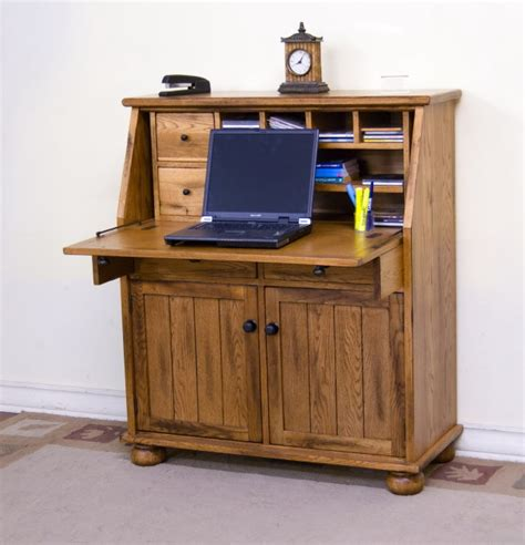 Antique Drop Front Secretary Desk With Hutch Home Design Antique Drop Front Desk With Hutch