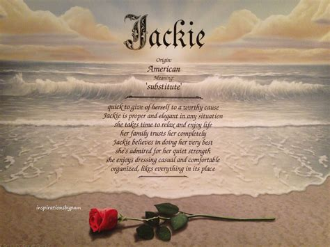 decor meaning jackie first name meaning art print name meaning