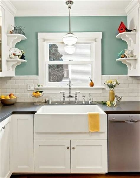 small kitchen paint color benjamin kensington green for my kitchen juxtapost
