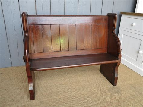 wooden church pews for sale