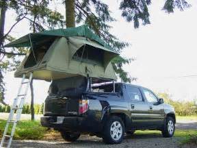 roof top tent on truck bed flickr photo
