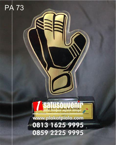 Plakat Unik by Plakat Akrilik Unik Best Goalkeeper Eksklusif Plakat Piala