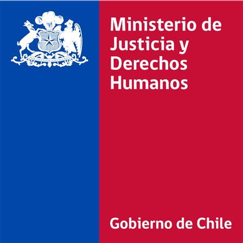 ministerio de justicia y derechos humanos presidencia de ministerio de justicia y derechos humanos de chile chile