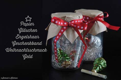 Geschenke Einpacken Weihnachten by Geldgeschenke Verpacken F 252 R Weihnachten Schnin S Kitchen