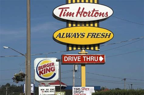 Burger King Corporation Mba Leadership Program Salary by Why Foreign Ownership Has Been Great For Tim Hortons