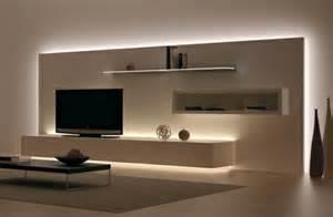 indirekte beleuchtung fernseher indirekte beleuchtung f 252 rs wohnzimmer 60 ideen