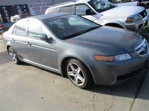 2004 acura tl gray 3 2l at a16321 rancho honda acura