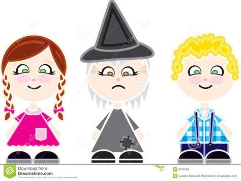 apliques joao e maria jo 227 o fantoches de maria ilustra 231 227 o do vetor imagem