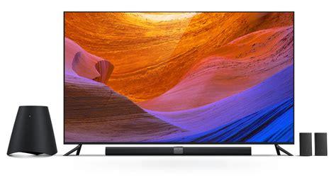 xiaomi mi tv        smart led tvs announced