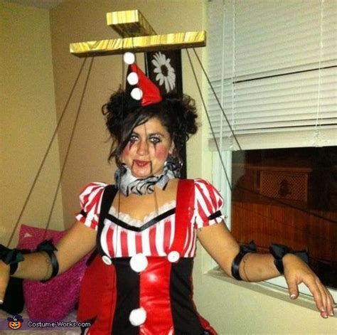 diy marionette costume miss marionette