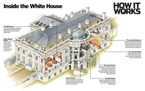 East Wing Floor Plan by Take A Tour Of The White House How It Works Magazine