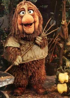 Dave Backyard Monsters Fraggle Rock Classic Childrens Programmes Synopsis Images