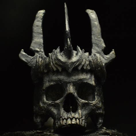 Skull Ring King into the jewelry skull ring king of the dead half jaw