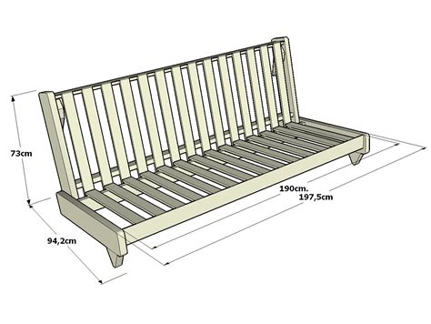venta de futon futon sof 225 cama fresh 183 sof 225 cama de madera para futon
