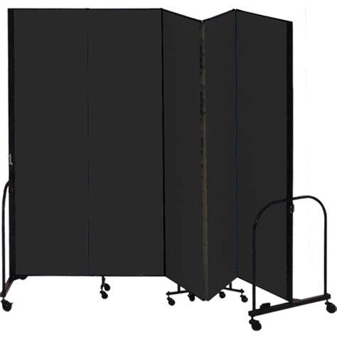 fsl805 sx school room divider freestanding portable 8 h x