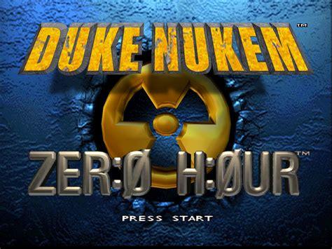 duke nukem  hour details launchbox games