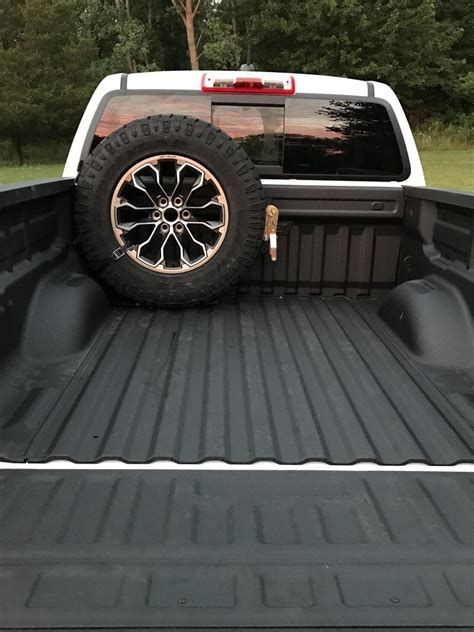 truck bed tire mount tire mount for truck bed best truck resource