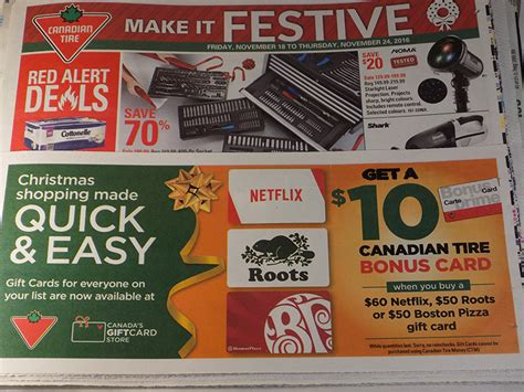 Roots Gift Card - tag canadian tire canada bloglikes
