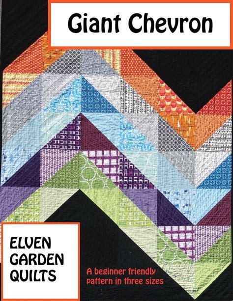 Quilt Pattern Chevron by Chevron Quilt Pattern