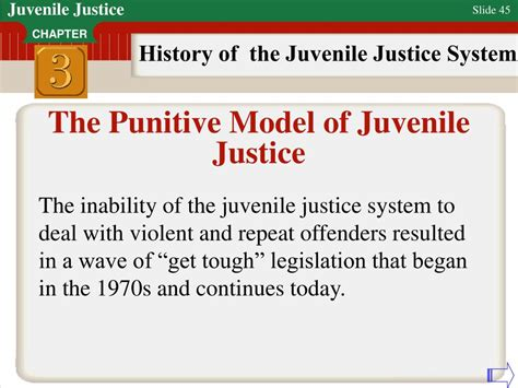 Juvenile Justice System History Essay by Ppt History Of The Juvenile Justice System Powerpoint Presentation Id 423891