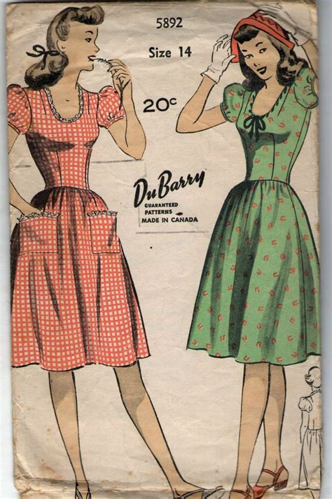 1071 best 1940s fashion images on 1940s
