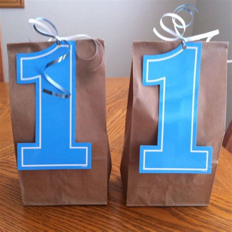 goody bag ideas 1st birthday boy goody bags i how simple and