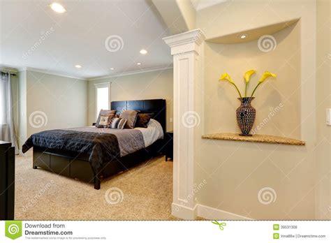 schlafzimmer nische elegantes schlafzimmer mit bogen und verzierte nische in