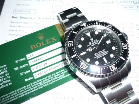 rolex dive rolex dive watches sea dweller deepsea 116660
