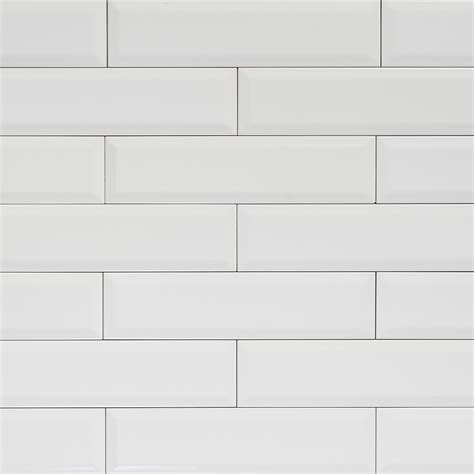 white tile flooring