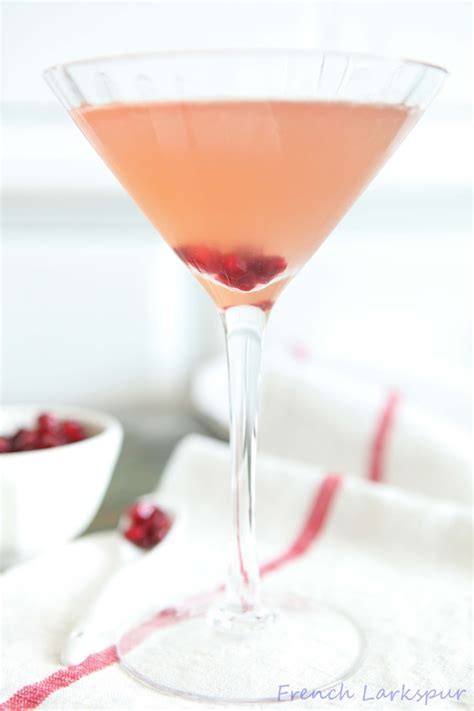 martini pomegranate pomegranate martini cocktail class