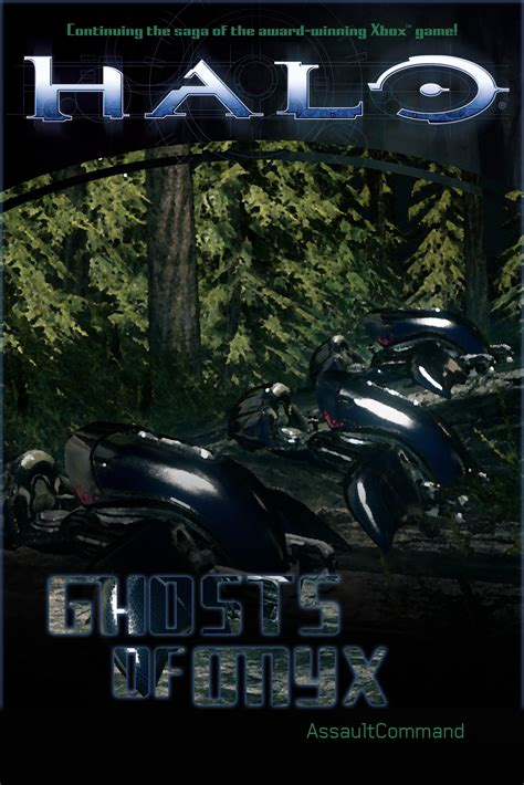 halo legacy of onyx books halo ghosts of onyx cover by floodgrunt on deviantart