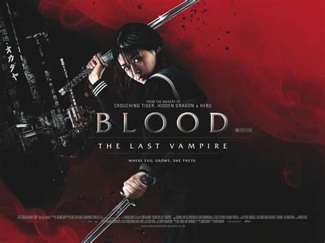 film live action terbaik blood the last vampire live action film