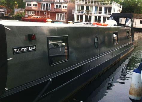 boats wrapping narrowboat prestige customs - Narrow Boat Vinyl Wrap