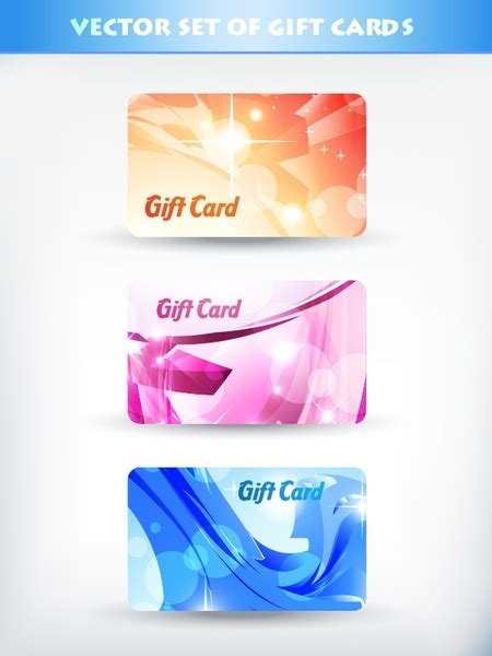 Fancy Gift Card - fancy gift card template vector free vector in encapsulated postscript eps eps