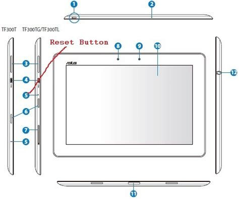 reset android asus tablet hard reset the asus eee pad transformer tf300t hard resets