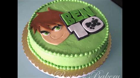 youtube de bolos decorados bolos decorados tema ben 10 youtube