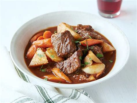 beef stew with root vegetables recipe ree drummond - Root Vegetable Beef Stew